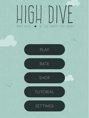 Turmspringen iPad