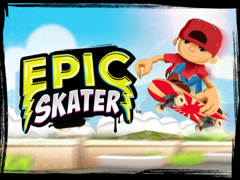 Epic Skater iOS Screenshots