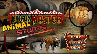 Circus Master - Animal Stunts