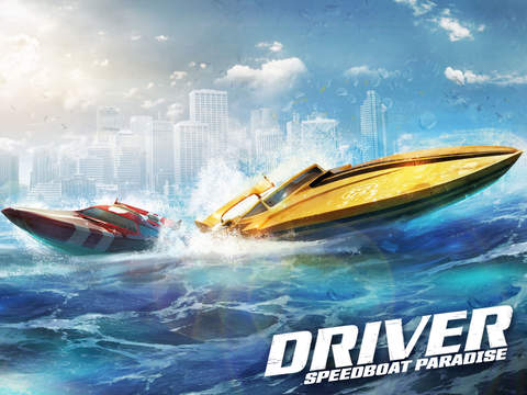 Driver Speedboat Paradise – The Real Arcade Racing Experience iOS Screenshots