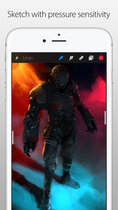Procreate Pocket Screenshot