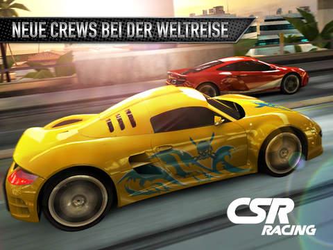 CSR Racing  Bild 2