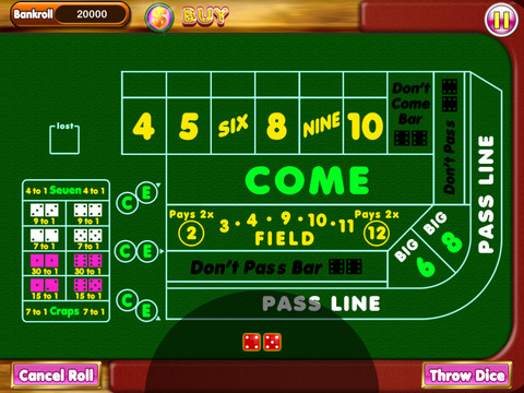 Best craps game for mac roulette placard sogal