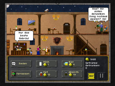 Pixel Heroes: Byte & Magic iOS Screenshots