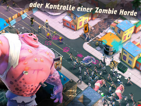 World Zombination iOS