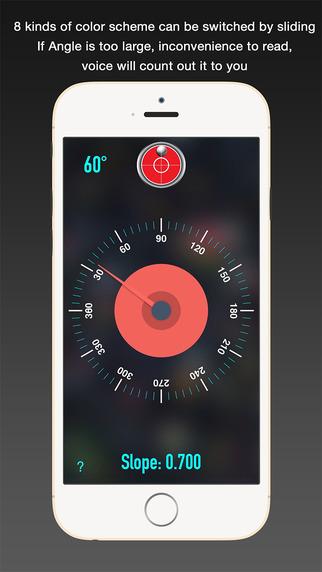 clinometer tiltmeter im app store. Black Bedroom Furniture Sets. Home Design Ideas