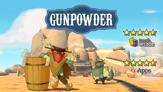 Gunpowder iOS Screenshots