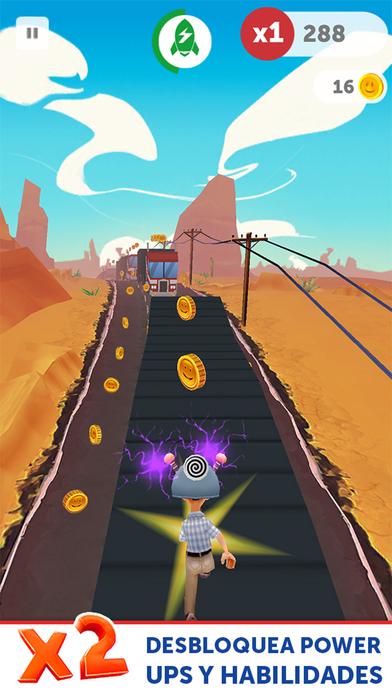 Run Forrest Run - El Juego Oficial Screenshot