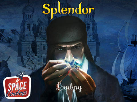 Splendor™ iOS Screenshots