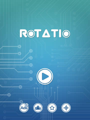 Rotatio iOS Screenshots