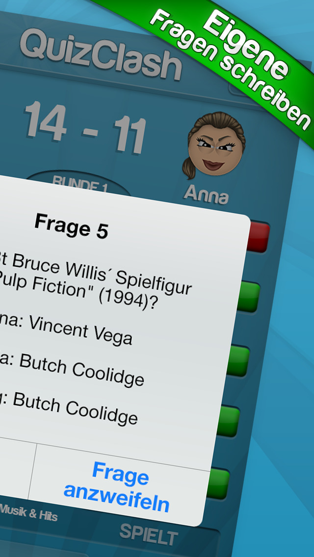Screenshot 5 Quizduell