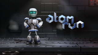 Atom Run iOS Screenshots