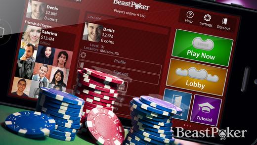 beast poker
