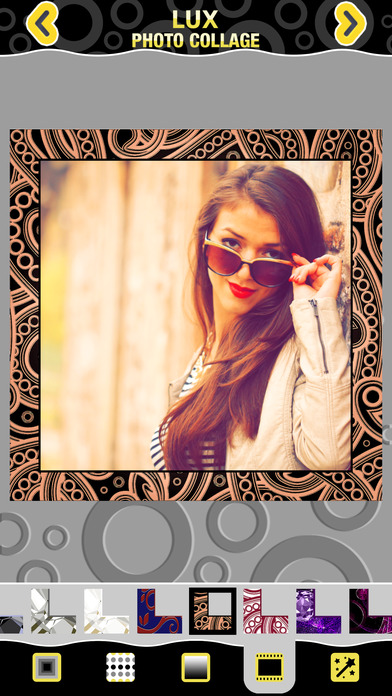 download Luxe Image Collages De Photo - Prenez Belle Cadres Photo libre et de faire vos photos ressemblent magique apps 0