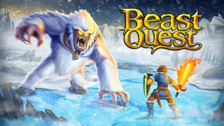 Beast Quest iOS Screenshots
