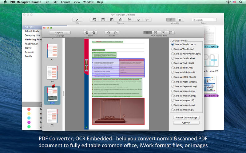 how to put several scanned files into one pdf
