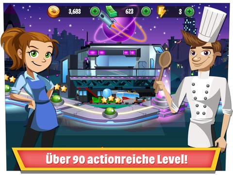 Diner Dash iOS