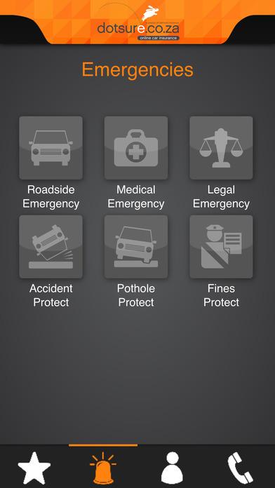 download dotsure.co.za clients apps 2