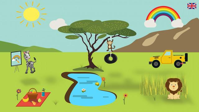 Safari Play & Learn (Recenze)