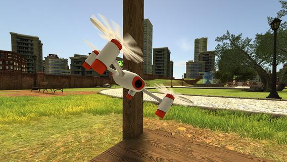Screenshot 2 Drone GP