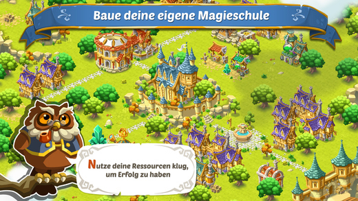 Schools of Magic iOS