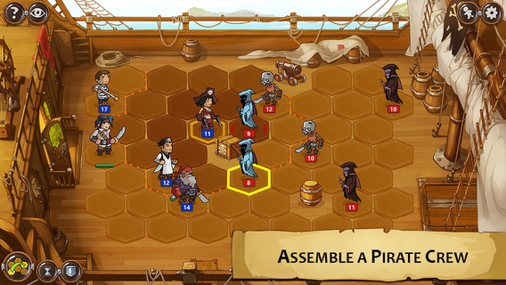Braveland Pirate iOS