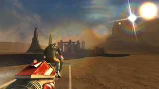 Exiles iOS Screenshots