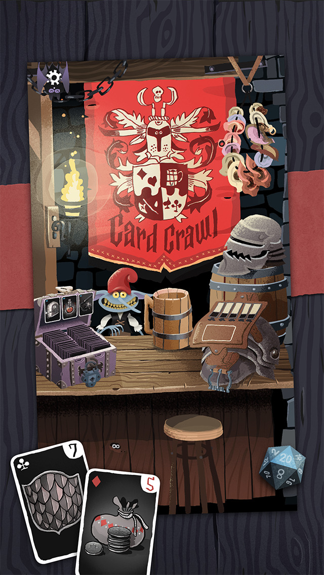 Screenshot 2 Card Crawl