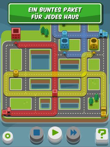 RGB Express - Das Mini-Lastwagenpuzzle iOS