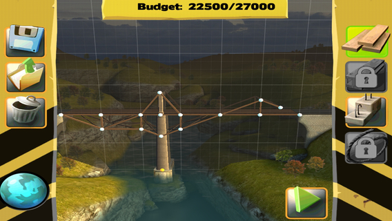 Screenshot 2 Bridge Constructor