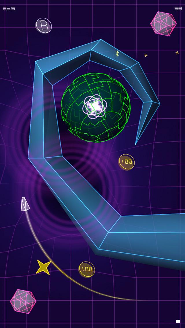 AGRAV: Inertial Orbit  Bild 5