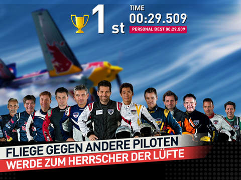 Red Bull Air Race The Game iPad
