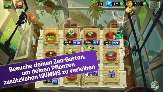 Screenshot 3 Plants vs. Zombies™ 2