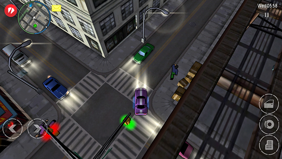 Screenshot 5 Grand Theft Auto: Chinatown Wars HD