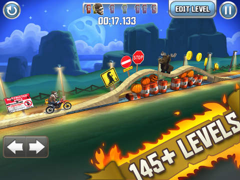 Bike Baron iPhone iPad