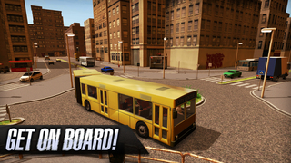 Bus Driving 2015 iOS Screenshots