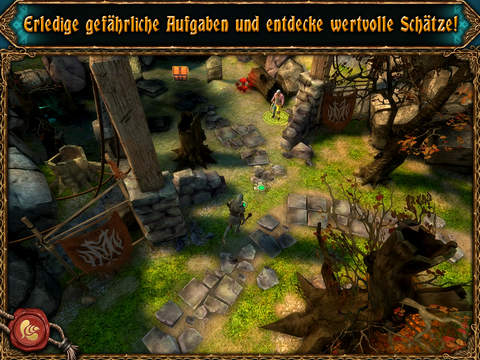Spellcrafter: The Path of Magic iOS Screenshots