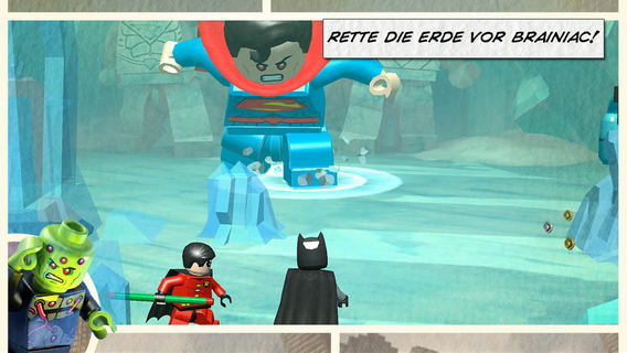Screenshot 4 LEGO® Batman 3: Jenseits von Gotham