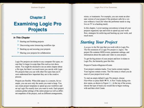 logic pro x for dummies pdf download