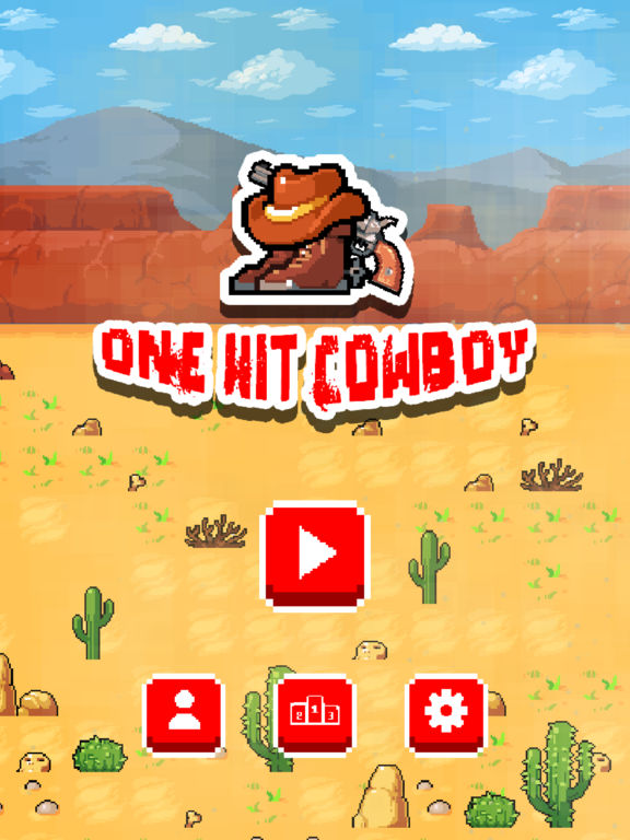 Screenshot 1 One Hit Cowboy