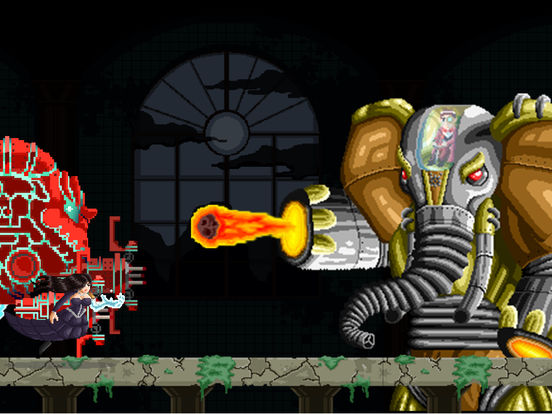 Screenshot 2 Malevolent Machines