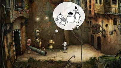 Machinarium, le plus beau jeu sur l'iPad 2 !-capture-5