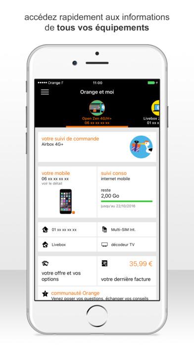 download Orange et moi, l'espace client apps 1