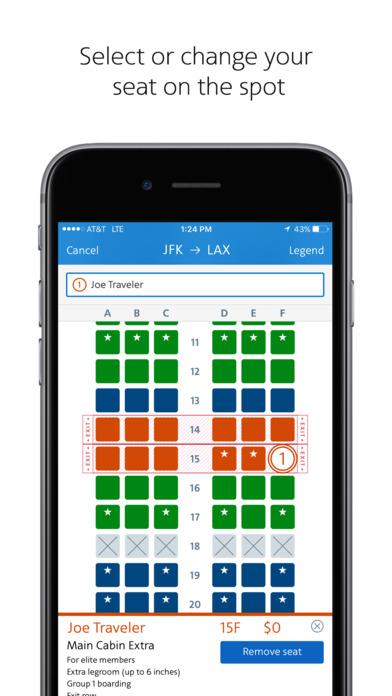 Captura de pantalla de l'iPhone 4