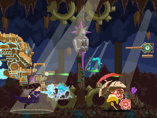 Screenshot 1 Malevolent Machines