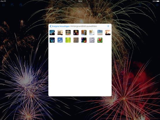 Countdown Star - Event Timer Screenshot