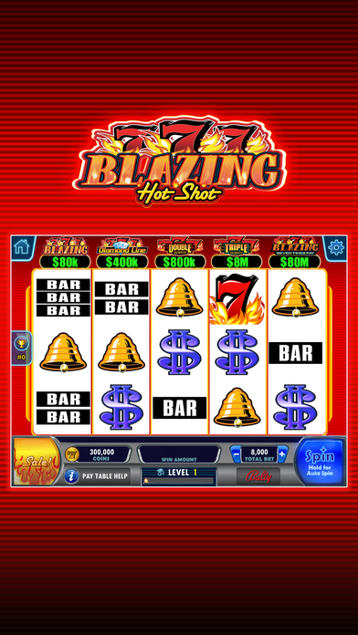 new online casino sizzling hot free
