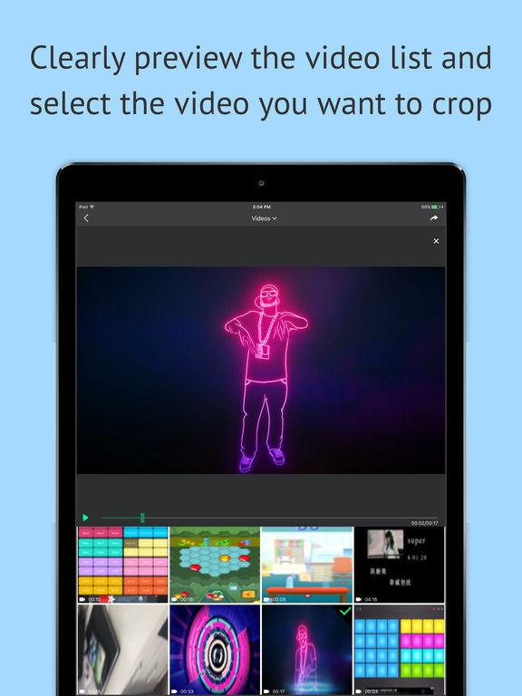 taille video ipad