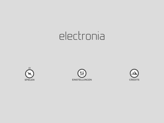 Screenshot 1 electronia