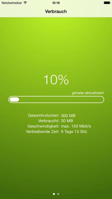 Screenshot for DataTrackr in Germany App Store